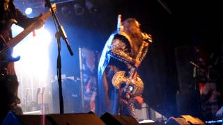 """Lordi - Nailed By The Hammer Of Frankenstein """"live"""" @ Essigfabrik, Cologne, 18.02.2015"""