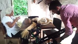 Making of Sombrero Pintao