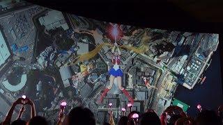 USJ「美少女戦士セーラームーン・ザ・ミラクル 4-D」がグランド・オープン!
