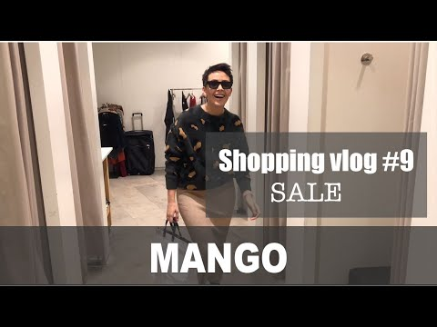 Shopping Vlog#9: Mango Sale