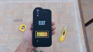 CAT S61 - el mejor smartphone rugged del 2018 - review en Español