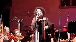 """Antonella Ruggiero - """" Tu, Musica Divina """" live @ Spilimbergo"""
