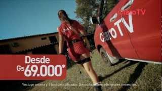Los Instaladores - Promo Brasil & Adultos Claro TV Paraguay