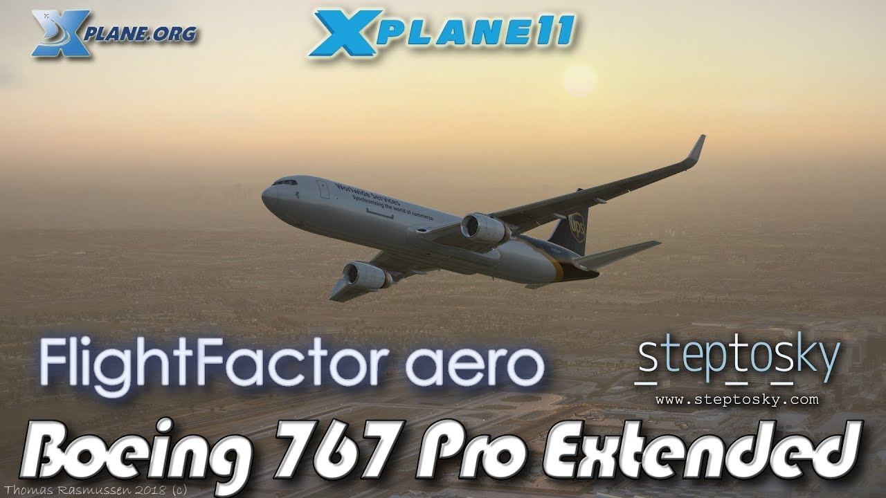Boeing 767 Professional Extended Upgrade
