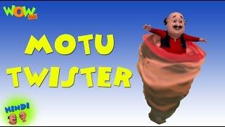 Motu Twister - Motu Patlu in Hindi WITH ENGLISH, SPANISH & FRENCH SUBTITLES