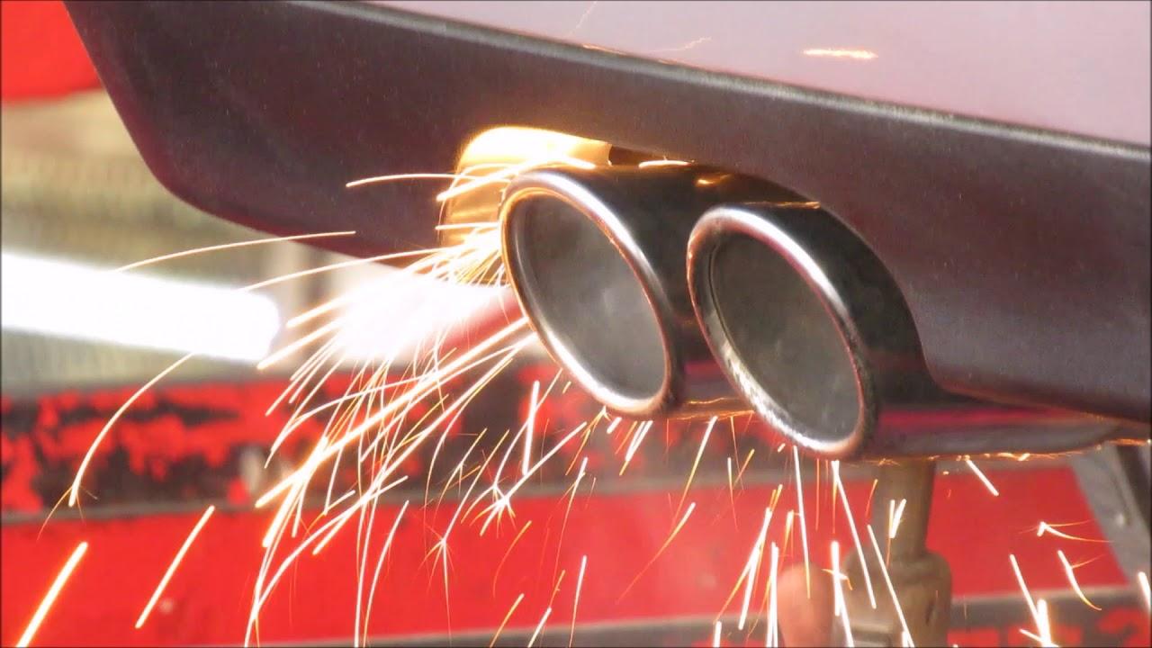 Jetta Vr6 24v Borla Exhaust Sound Youtube