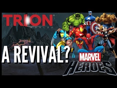 Trion World Buys Gazillion Entertainment: Marvel Heroes Revival? | MMO Discussion
