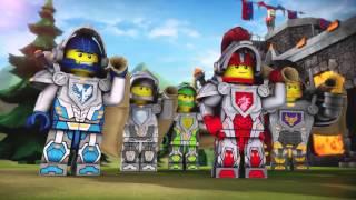 LEGO® NEXO KNIGHTS™ Episode 108 - De Zwarte Ridder