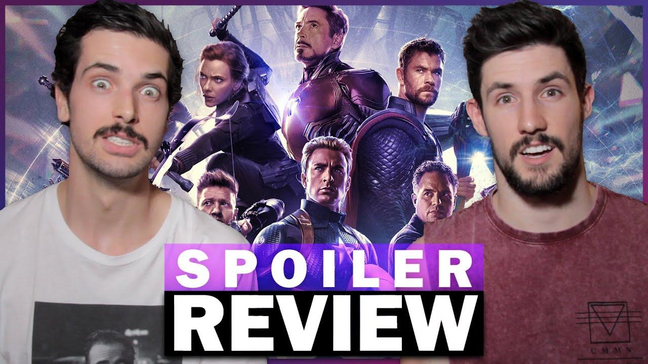 Avengers 4 Spoiler Deutsch
