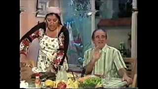 Renato Aragão e Regina Casé - Especial 2005
