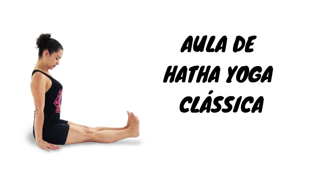 Hatha Yoga clássica 260620 - YouTube