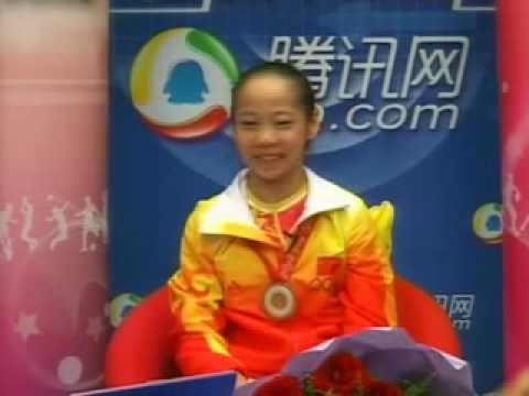 13/8/2008 Deng Linlin 《金牌第一时间》Part 1 of 3
