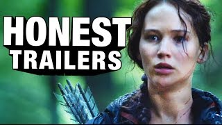 Honest Trailers - The Hunger Games thumbnail