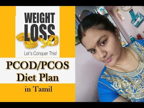 PCOD Diet Plan for Weight loss | Aishwarya Vignesh