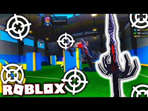 I Am Hacking In Roblox Assassin Roblox Assassin Aim Hacks Youtube