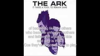 (KARAOKE) The Ark - It Takes A Fool To Remain Sane (Instrumental)