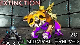ARK: EXTINCTION - GACHA MUTATIONS BREEDING BABY SO CUTE !!! | ARK SURVIVAL EVOLVED E20