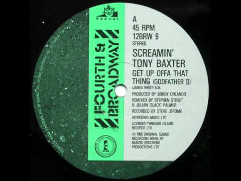 Tony Baxter - Get Up Offa That Thing (Godfather II)