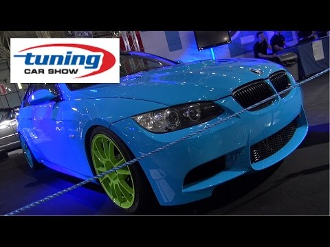 TUNING CAR SHOW / ACS 2016 - Helsinki, Finland