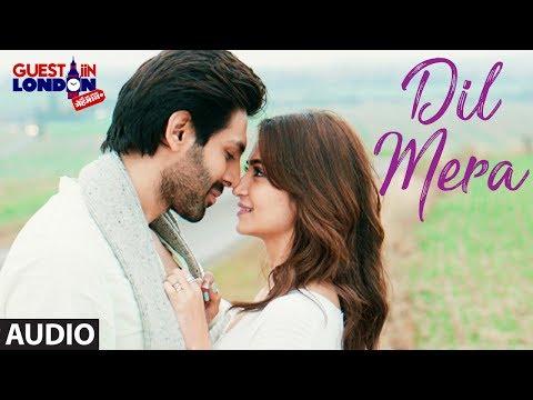 Dil Mera Song (Full Audio) | Guest iin London | Kartik Aaryan, Kriti | Raghav Sachar
