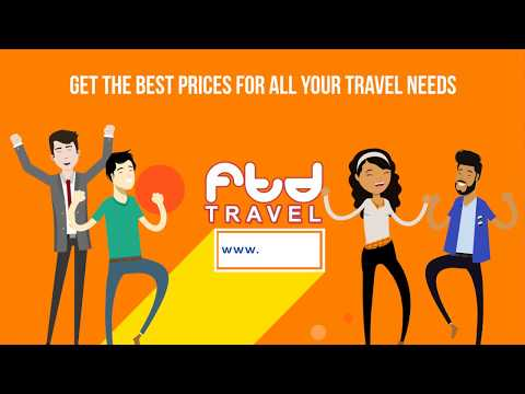 FTD Travel Intro - Cheap Air Tickets, Hotels, Bus, Cabs & Holiday Packages