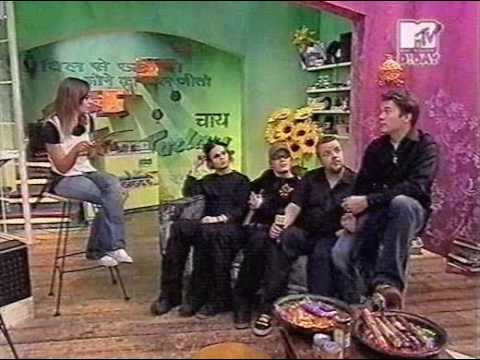 The Rasmus MTV Select Interview Italy Part 2