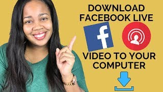 How To Download Facebook Live Videos To Your Computer On Mac