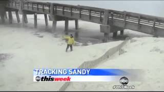 Hurricane Sandy Threats New York