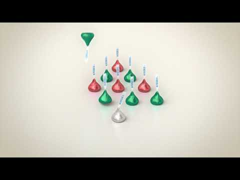 Hershey Kisses Christmas Commercial.Hershey S Kisses Bells Ad Gets 21st Century Update