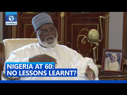 Nigeria At 60: Politicians Should Learn From Past Mistakes - Abdulsalami Abubakar