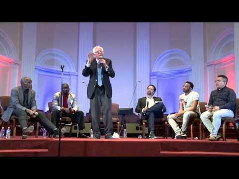 What is the Dream that Inspires You? | Bernie Sanders