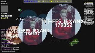 AGARZ GSZ-1 REKOR DENEMESİ SKOR : 1.250419
