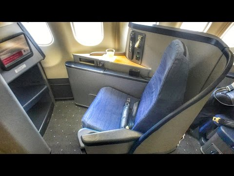 American Airlines Business Class A330