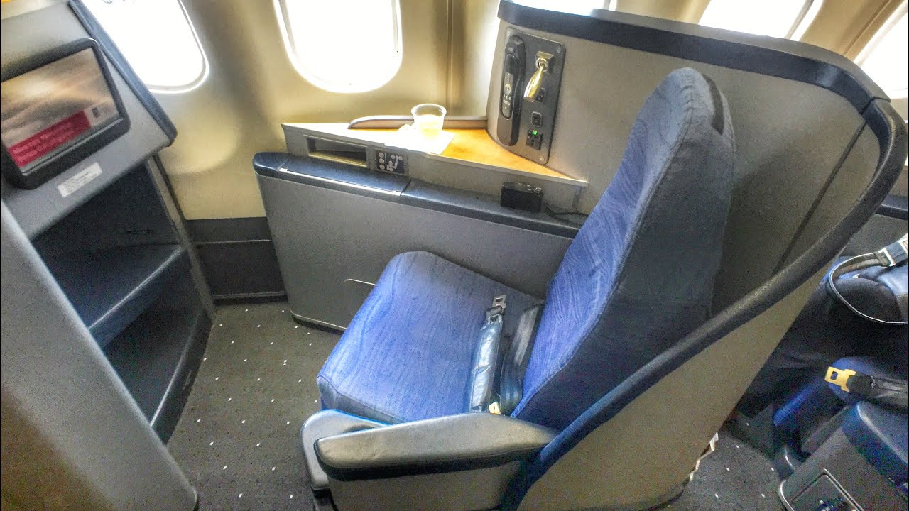 American Airlines Business Class A330 Youtube