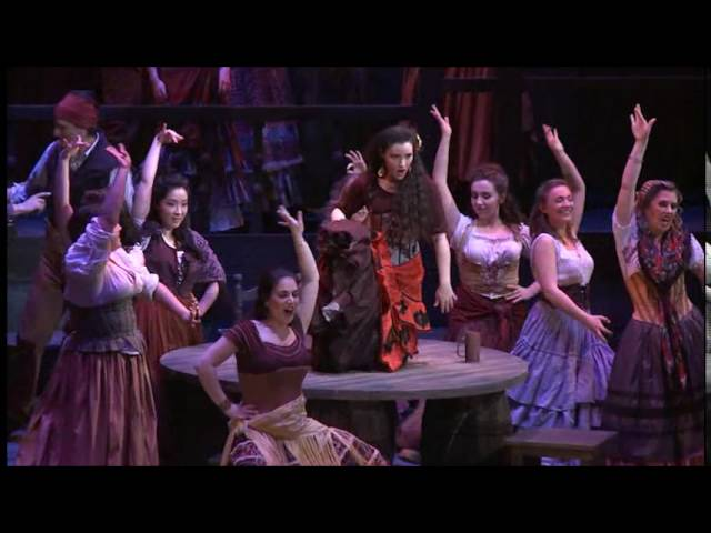 """Patricia Illera - Carmen, Bizet """"Les tringles des sistres"""""""