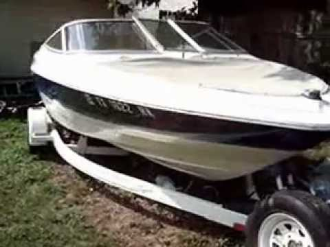 1995 Bayliner Capri for Sale San Antonio Texas - YouTube