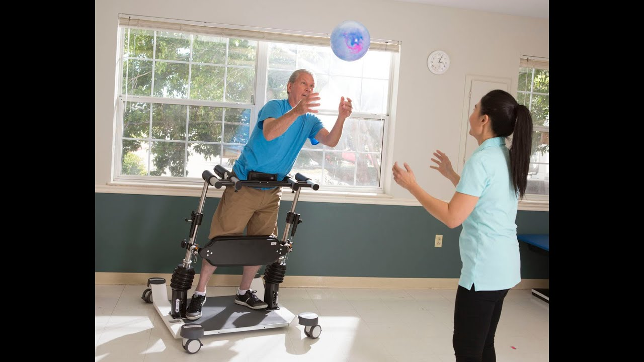 Home physical therapy equipment - Omnistand Physical Therapy Equipment By Acp