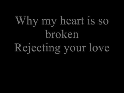 Shattered lyrics