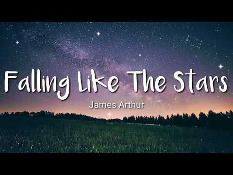 James Arthur - Falling Like The Stars Lyrics   Terjemahan Indonesia