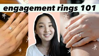 How I Picked My Engagement Ring 💍✨ (feat. Vale Jewelry)