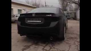 Honda Accord Type S - Черная матовая