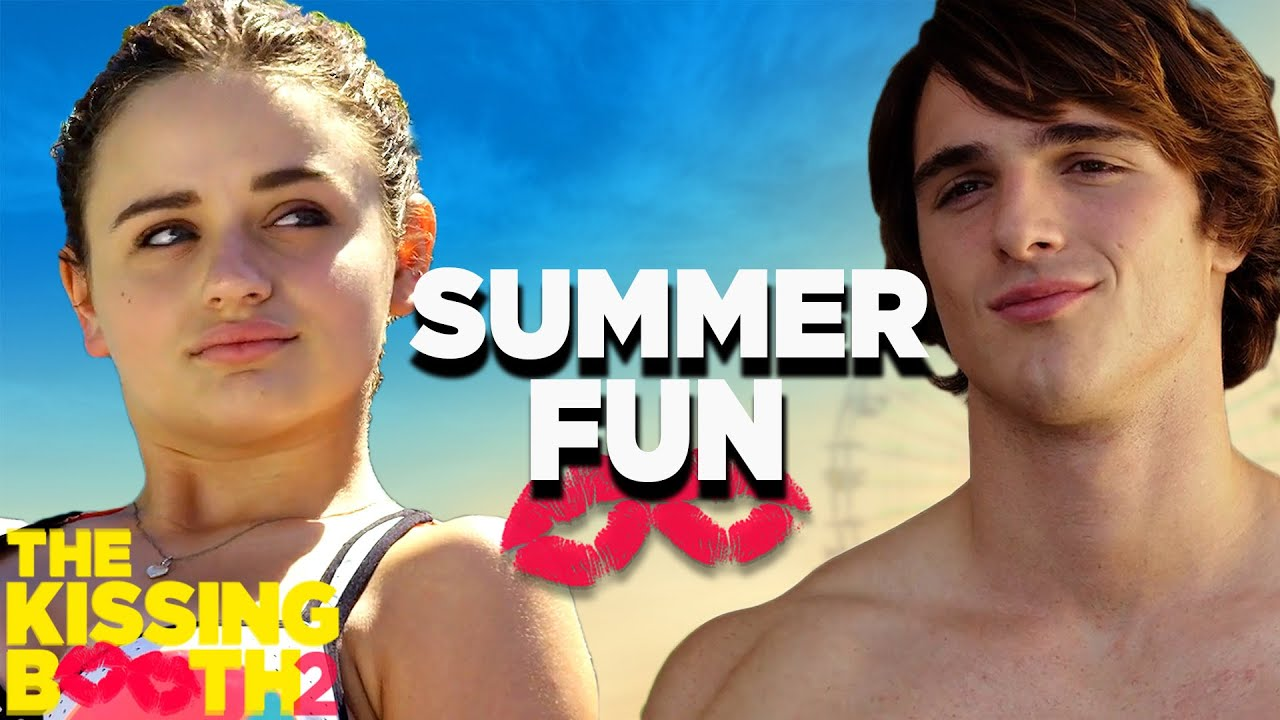 Summer Fun With TKB | The Kissing Booth