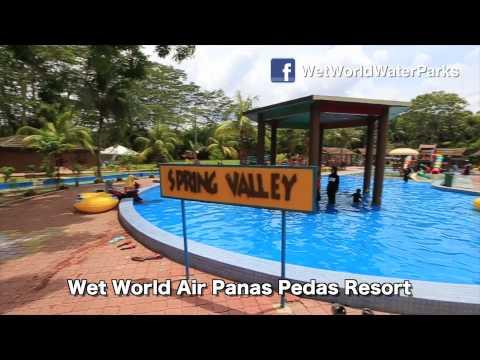 WET WORLD AIR PANAS PEDAS RESORT OFFICIAL VIDEO [HD]