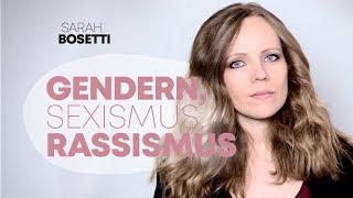 Post von Sarah Bosetti – Lasst uns nie wieder übers Gendern reden!