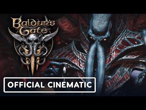 Baldur's Gate 3 - Official Opening Cinematic in 4K