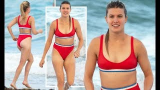 Genie Bouchard bikini Wallpapers in HD