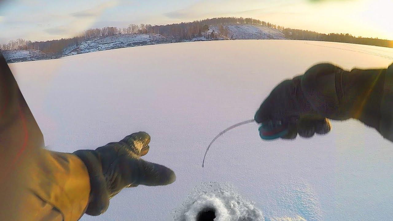 Рыбалка на первом озере