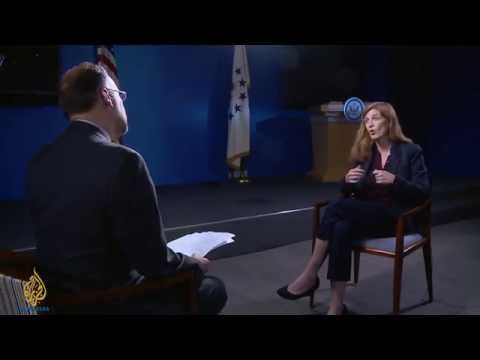 Samantha Power : 'A big pie of security threats'