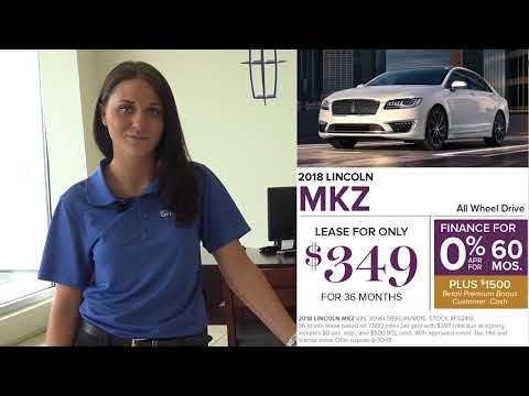 Lease And 0% APR Finance Special Offers At Smail Lincoln In Greensburg PA - June 2018