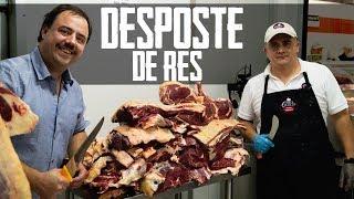 Despote de Res en Chile - Recetas del Sur